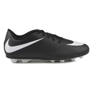 Nike Bravata FG Soccer Cleats Girls Youth 4 Black